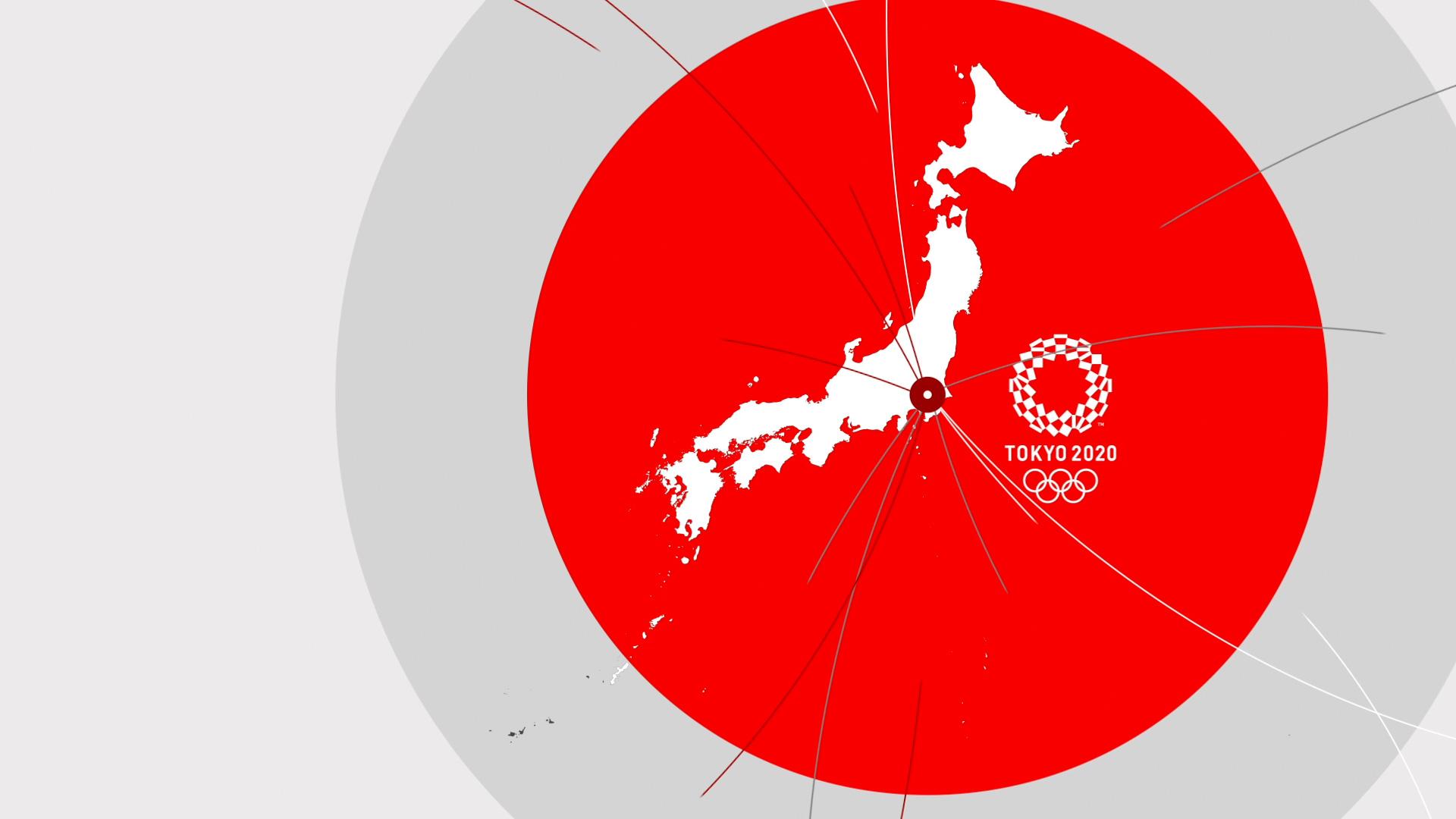 Diseño Motion Graphics Vídeo Corporativo Road To Tokyo 2020 CAR Sant Cugat - 2