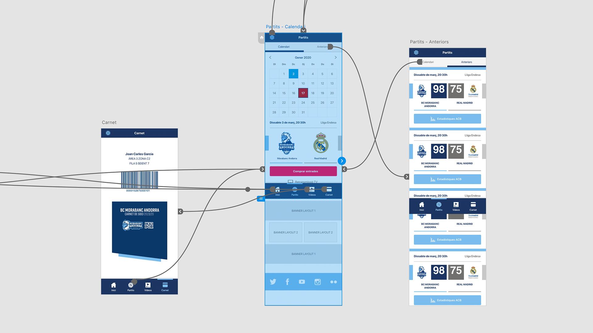 Diseño UX UI App BC Morabanc Andorra 4