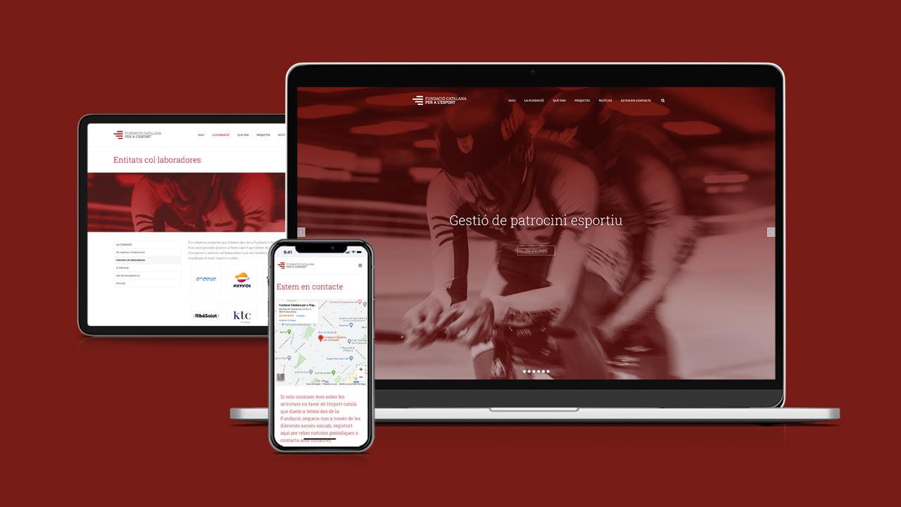 Diseño web Barcelona - fceCS