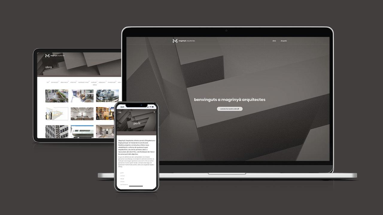 Diseño web Barcelona - MagrinyaCS