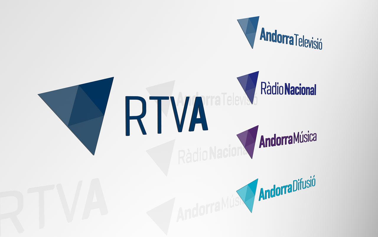 RTVA - Arquitectura de marcas