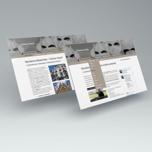 página web. diseño web. barcelona365