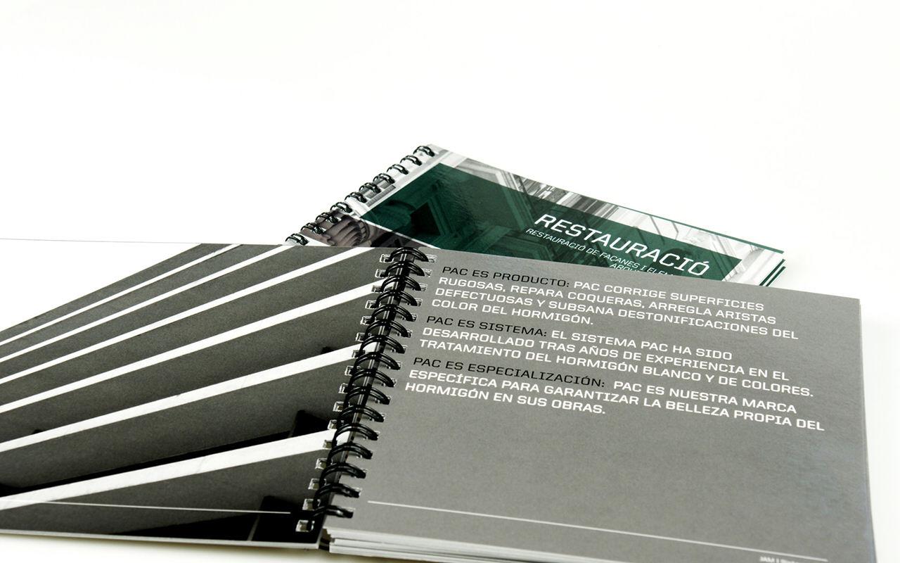 Libros. Diseño gráfico e identidad corporativa JAM
