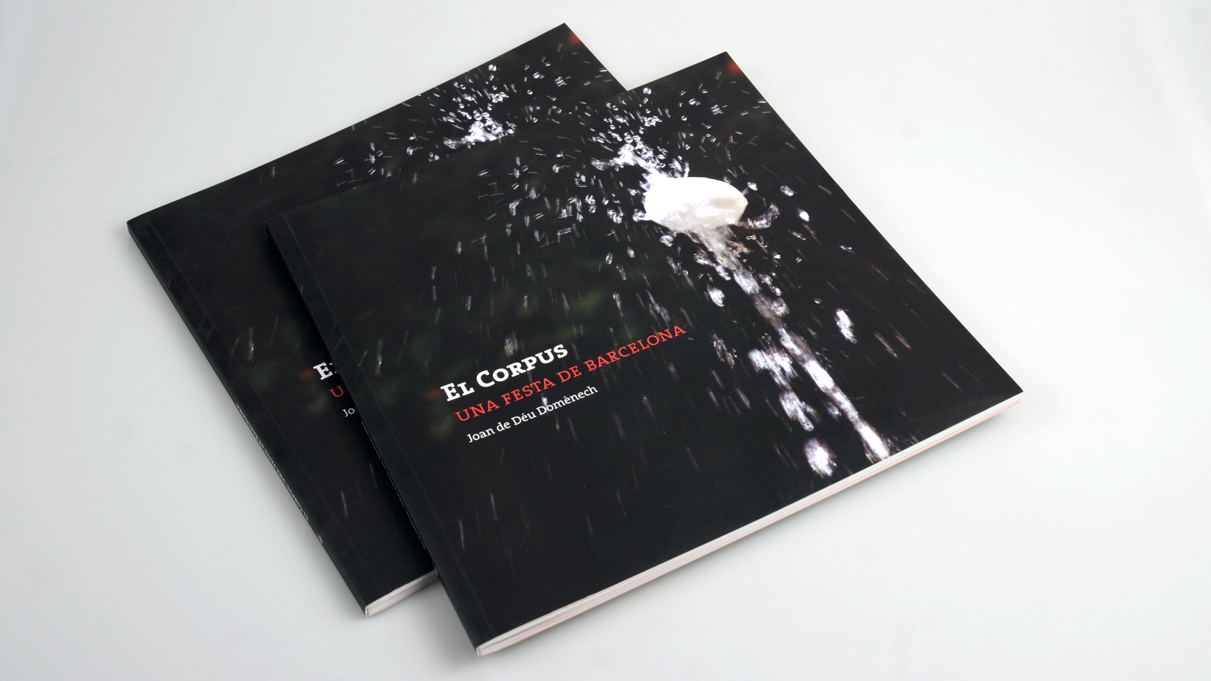 Portada. Diseño editorial Libro El Corpus