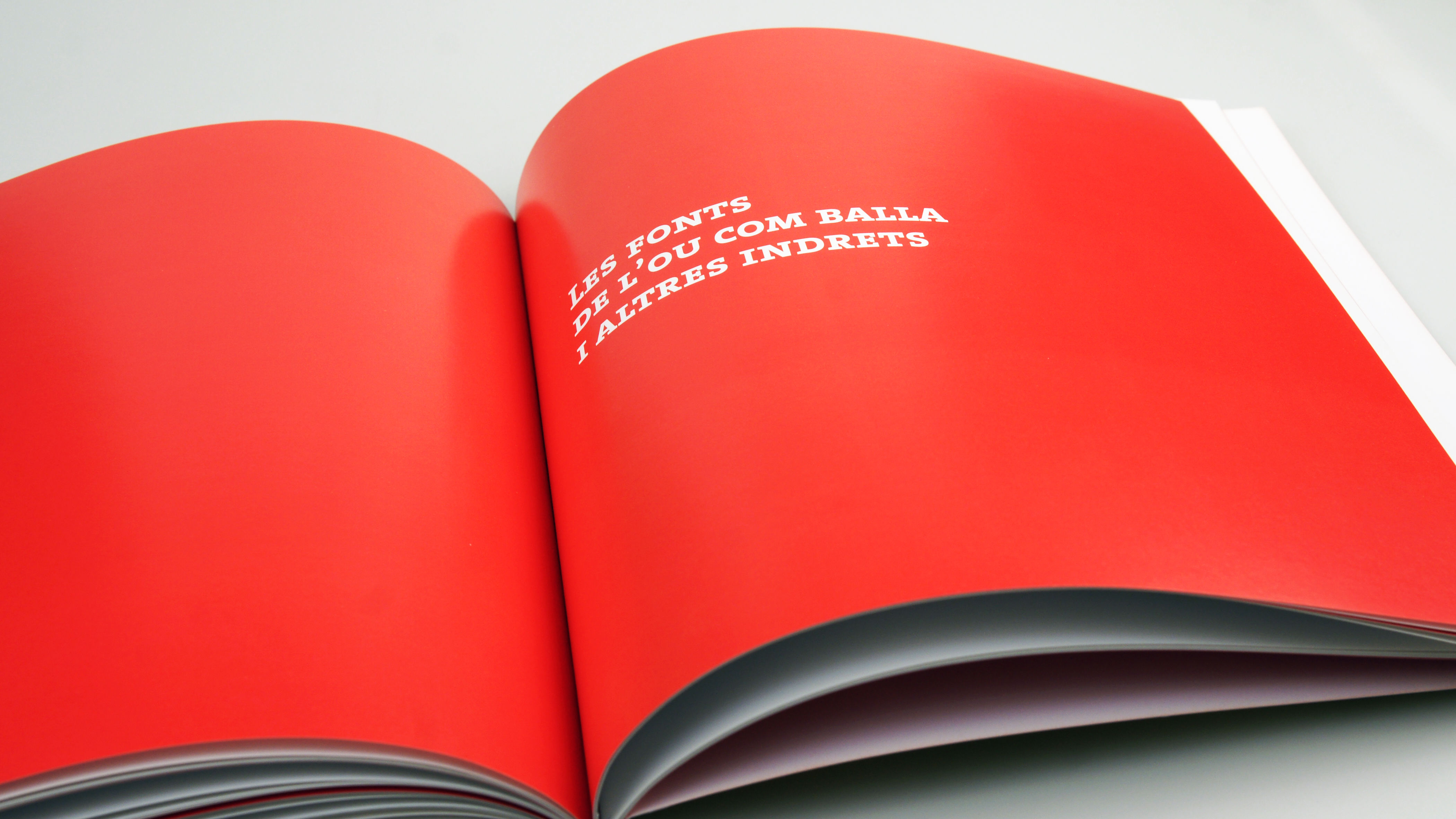 Detalle. Diseño editorial Libro El Corpus