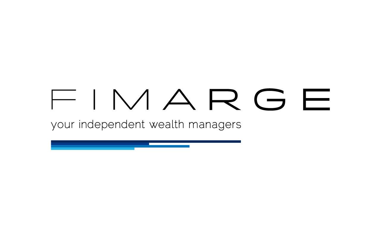 Identidad corporativa Fimarge. Marca principal
