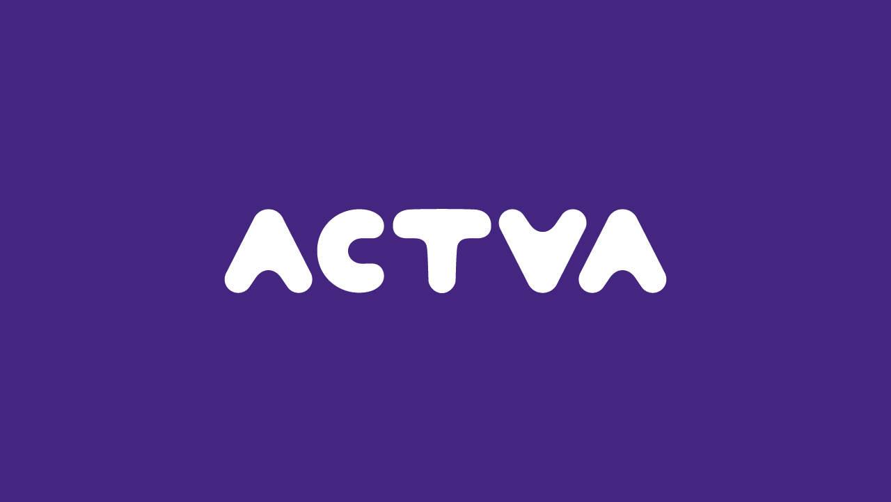 logotipo. diseño identidad corporativa. actua