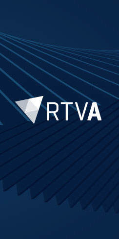 Diseño marca e identidad corporativa RTVA