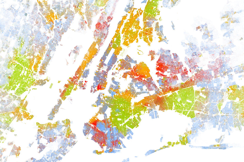 Racial Dot Map