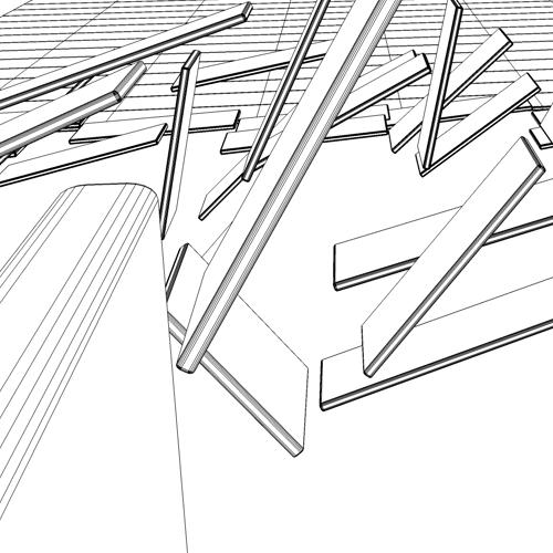 Deezine tile fields