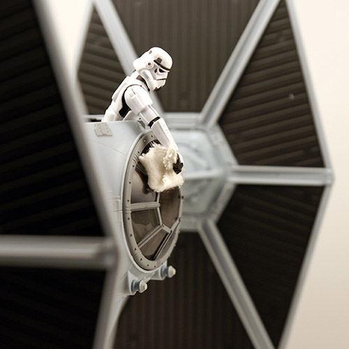 Stormtrooper Family