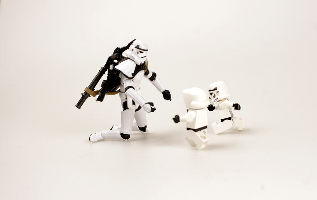 Stormtrooper Family