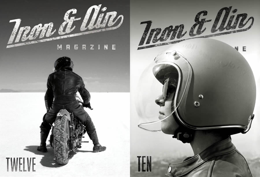 Iron & Air covers