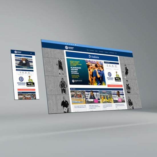 Diseño web BCA