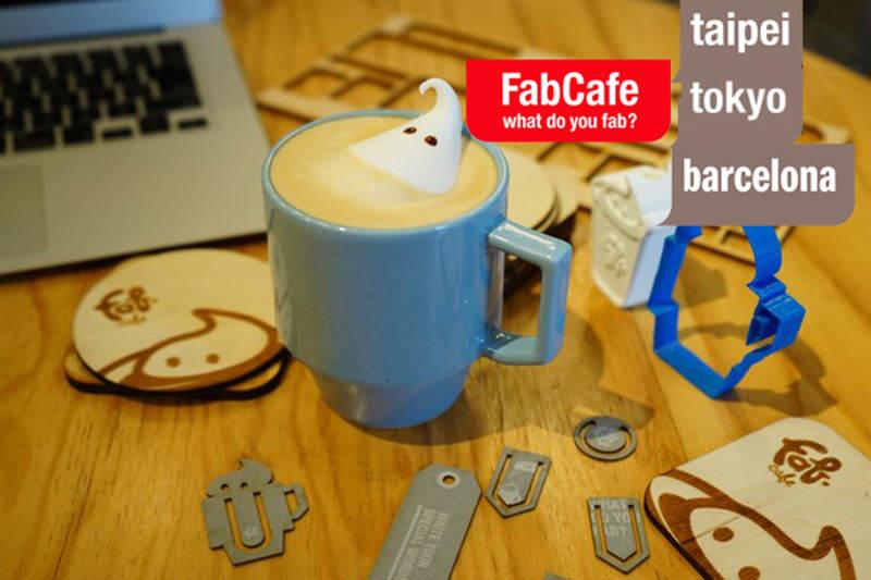 Fabcafe Barcelona, impresiones 3D