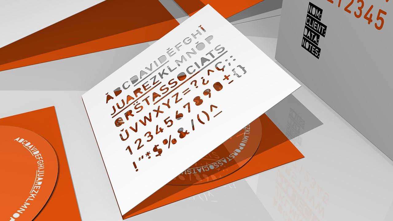 cd carátula, david juárez associats, diseño gráfico