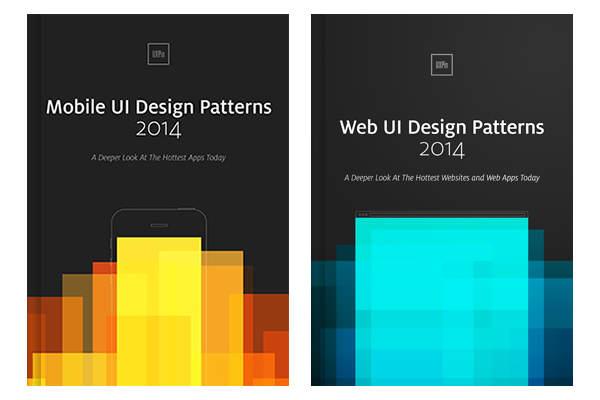 Web & Mobile UI Design Patterns 2014