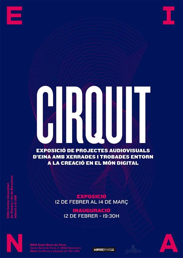 Expo Cirquit EINA