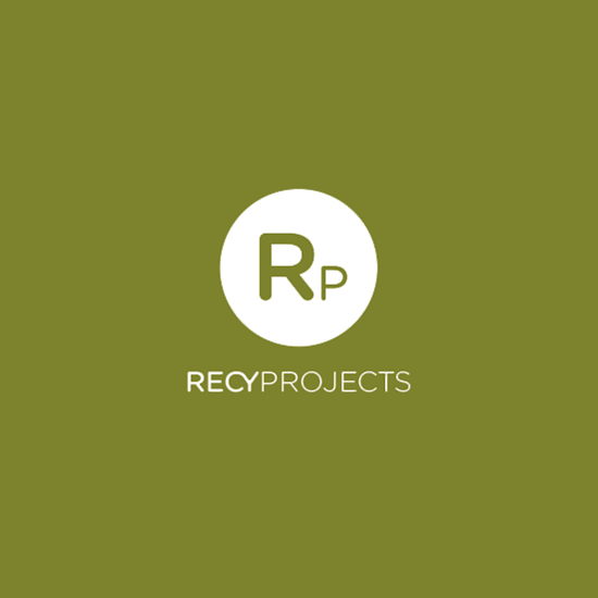 Diseño Identidad Corporativa Recyprojects