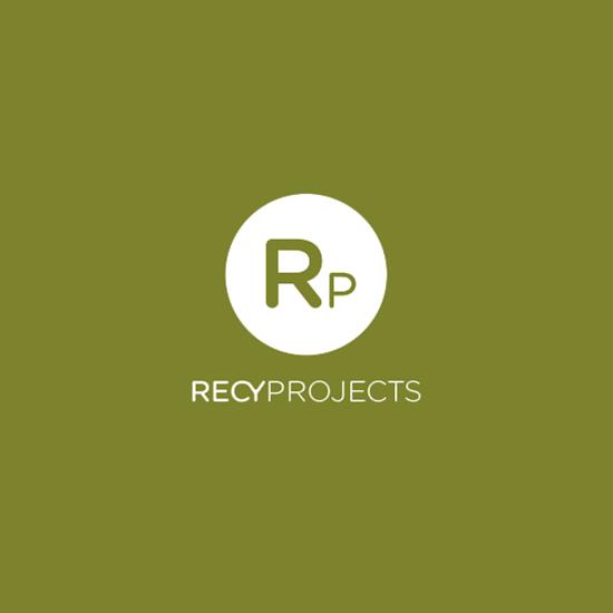 Diseño Identidad Corporativa Recyprojects