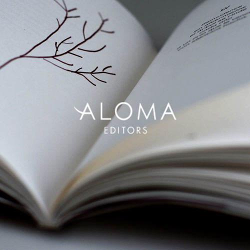 Diseño web Aloma Editors