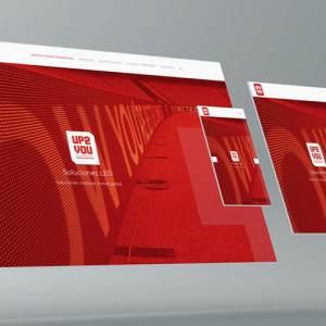 Diseño web UP2YOU