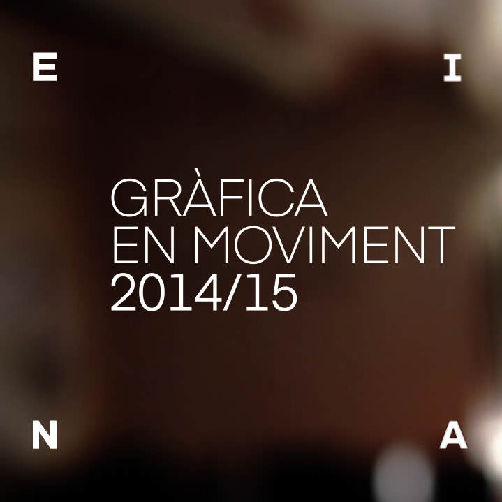 Showreel Gràfica en Moviment EINA 2015