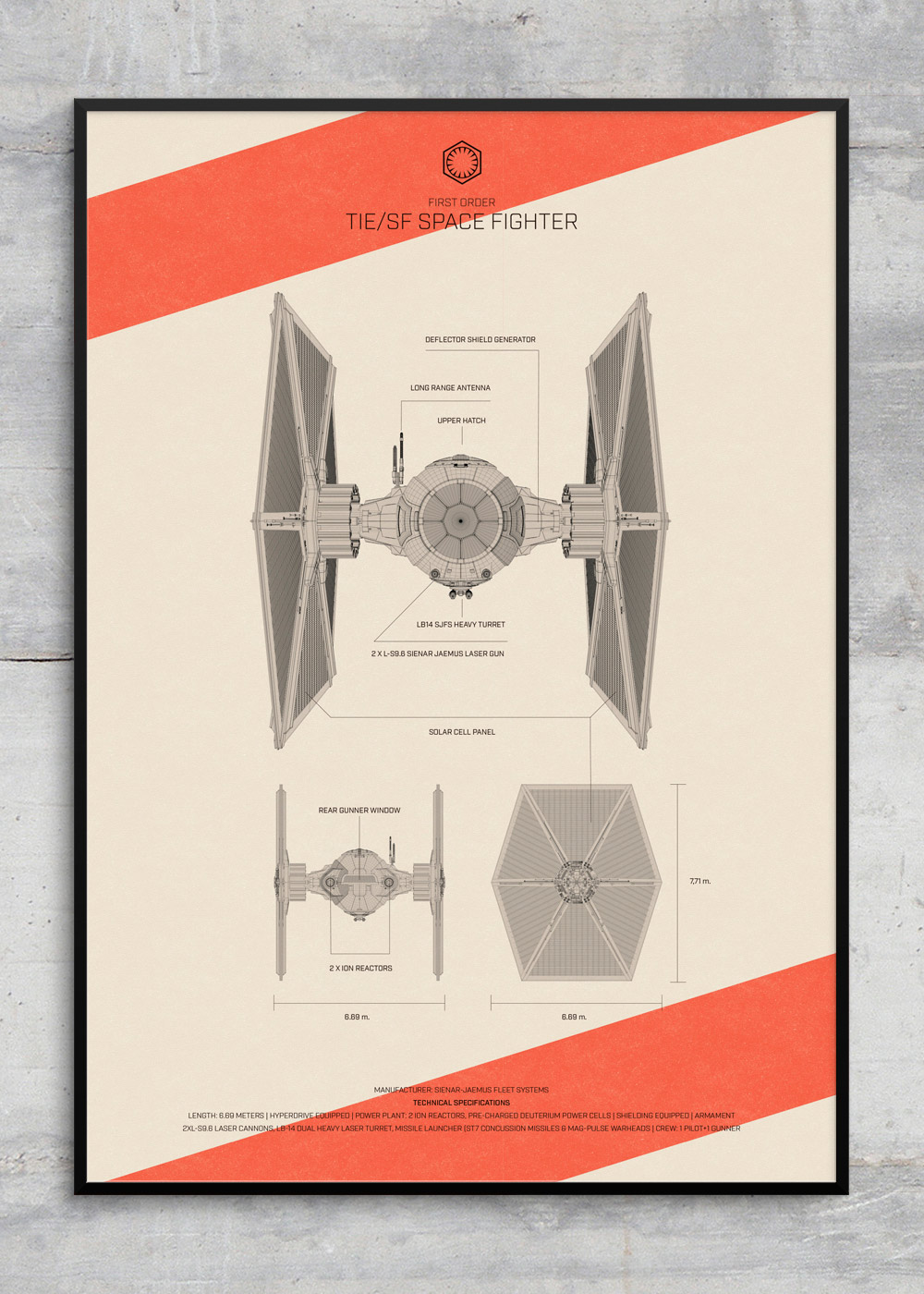 Star Wars The Force Awakens Special Edition poster 1