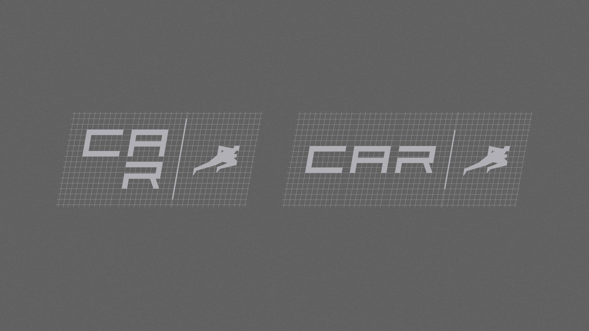 Retícula. Diseño Identidad Corporativa CAR Sant Cugat