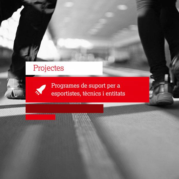 Video corporativo Fundació Catalana per a l'Esport