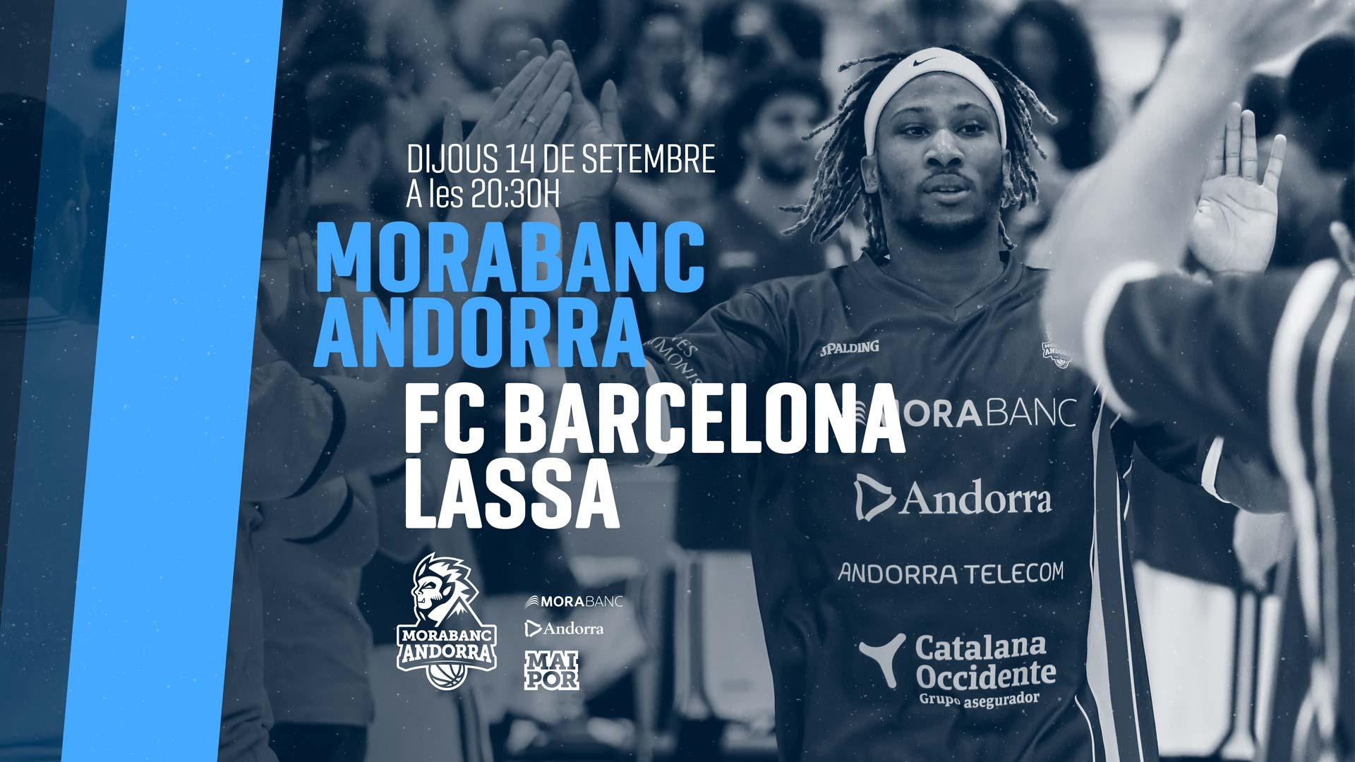 Rediseño Marca e Identidad Corporativa Morabanc Andorra - Anuncio