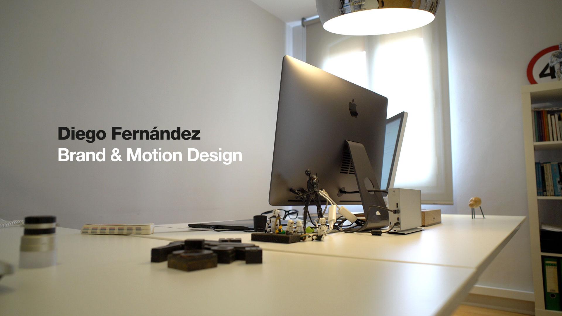 Diego Fernández Brand & Motion Design