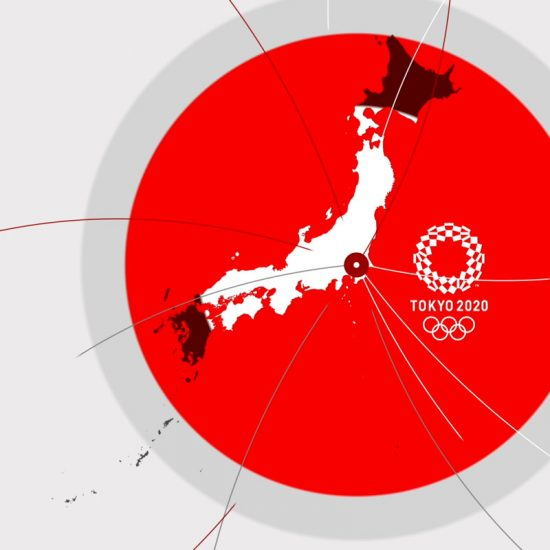 Diseño Motion Graphics Road To Tokyo 2020 CAR Sant Cugat - thumb