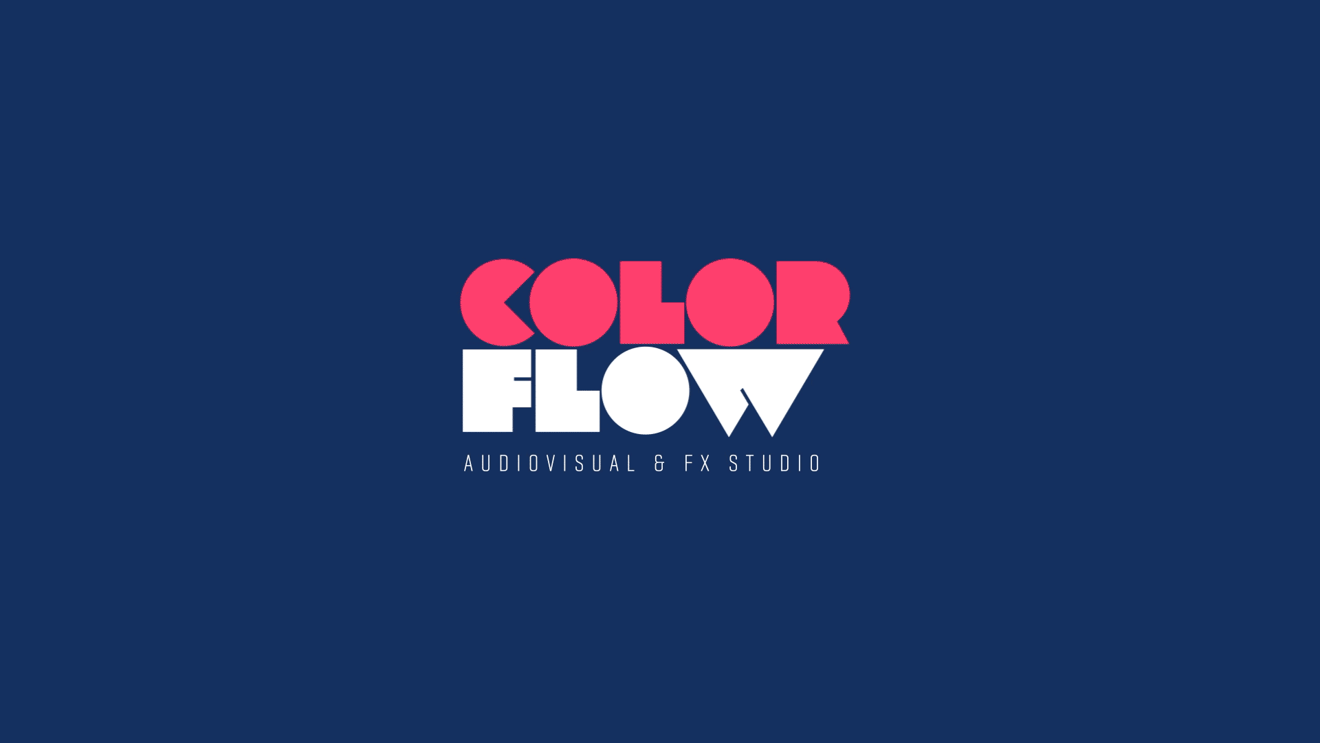 Diseño Marca y Motion Graphics Vídeo Corporativo ColorFlow