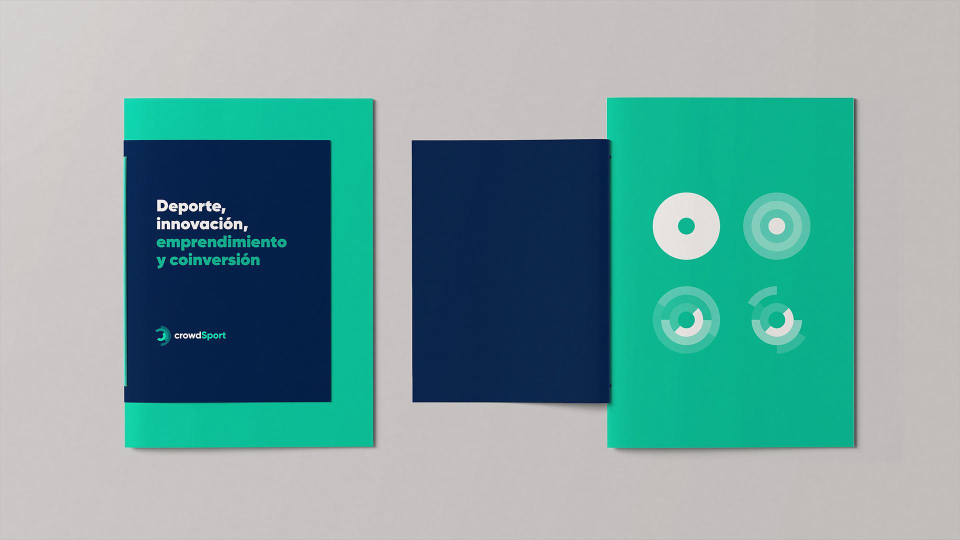 Diseño marca e identidad corporativa Crowd Sport - brochure4