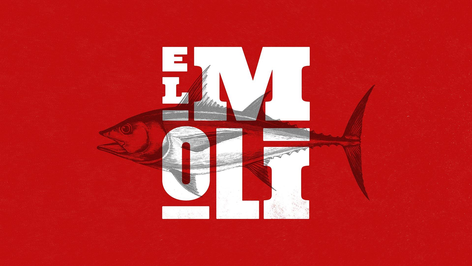 Diseño de marca y motion graphics El Moli - 1
