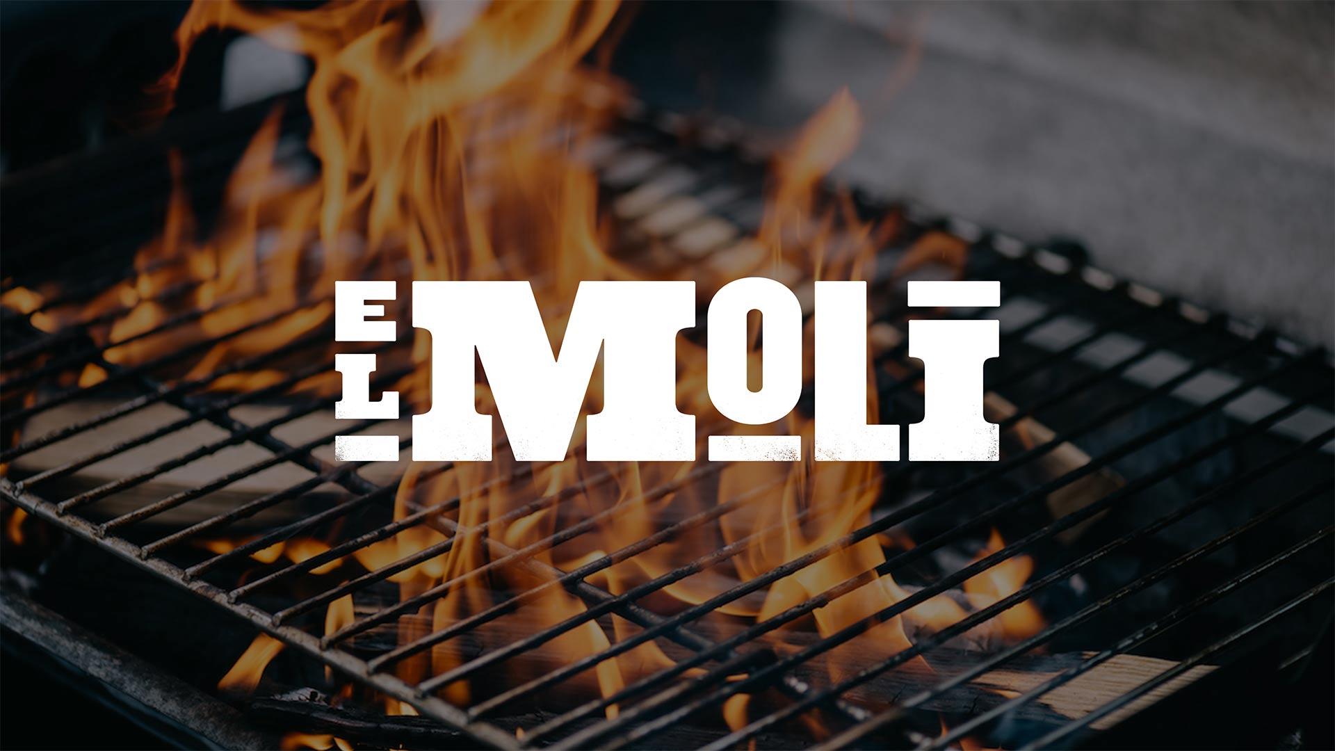 Diseño de marca y motion graphics El Moli2