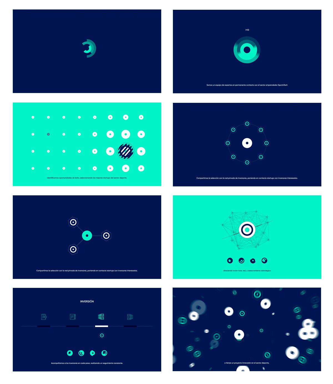 Diseño Motion Graphics Barcelona | Vídeo Corporativo | Crowdsport | Storyboard