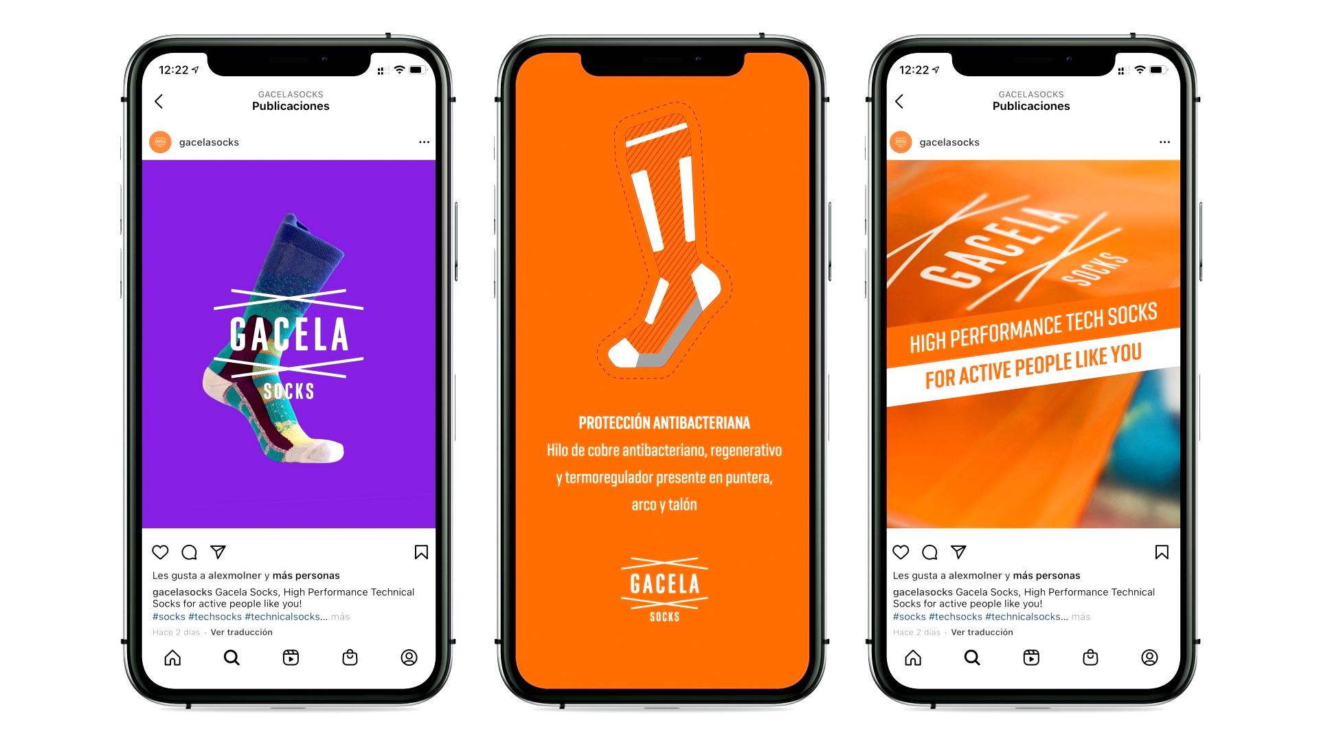 Diseño Marca y Motion Graphics Barcelona - Gacela - Vídeo Social Media 3